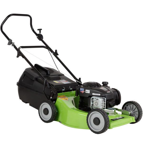 "LawnMaster 450E 19"" Alloy"